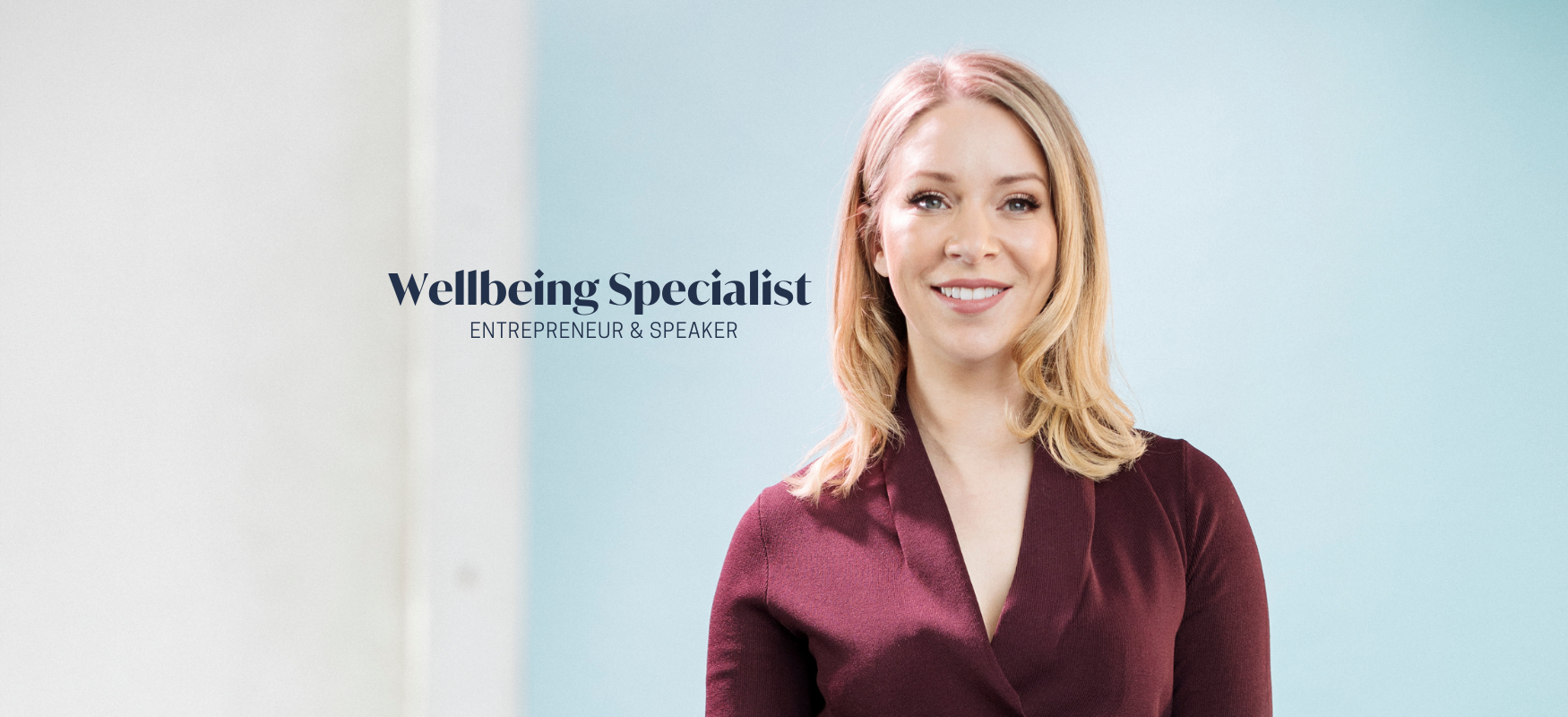 Bethany Ainsley, Wellbeing, Wellbeing Specialist, OptiMe, ActivCare, Nuvo, Speaker, Author